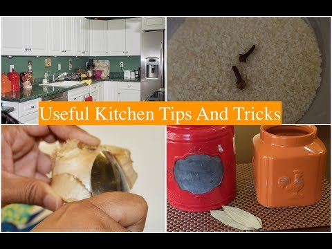 9 Useful Kitchen Tips & Tricks ||  Kitchen Hacks  India || Simple Living Wise Thinking