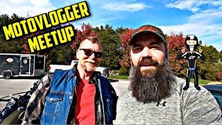 Motovlogger Meetup:  Rollin Stone
