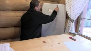 Смотреть онлайн Система отопления загородного дома своими руками