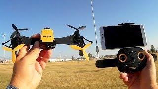 Cheerson CX-70 CX70 Bat Drone Pterosaurs Flight Test Review