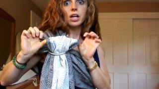 Threading a Ring Sling