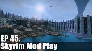 Skyrim Mod Play Ep 45. Dragonborn