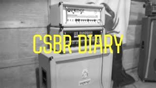 CSBR Diary 35. Хорт пишут альбом