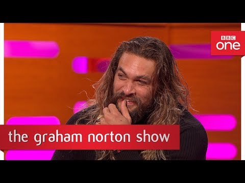 Jason Momoa from Game of Thrones speaks Dothraki - The Graham Norton Show: 2017 - BBC One