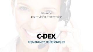 preview picture of video 'Permanence téléphonique - Draguignan (83) - C DEX'