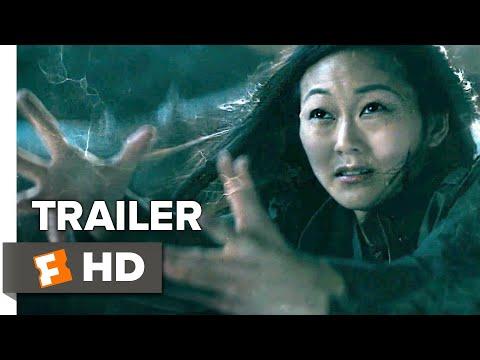 Stray Trailer Starring Karen Fukuhara