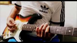 Redhotchilipeppers-ByTheWay-guitarcover