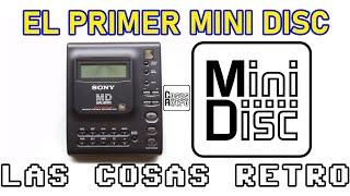 SONY MZ-1 El primer MiniDisc de la HISTORIA 💽 Aparición del Mini Disc en el CINE