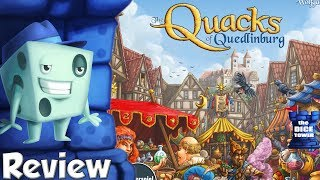 The Quacks of Quedlinburg Review - with Tom Vasel