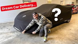 BUYING HIS DREAM CAR!  *ANOTHER SUPERCAR DELIVERY*