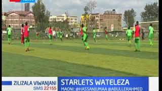 Harambee Starlets wateleza dhidi ya Crested Cranes wa Uganda