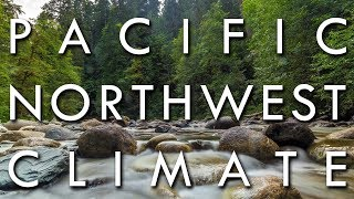 The Climate of the Pacific Northwest - Oceanic or Mediterranean?