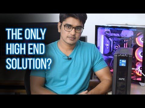 APC BR1500G-IN 865 Watt Back UPS Pro Review!