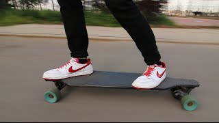MARBEL ELECTRIC SKATEBOARD RIDE IN NYC