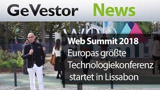 Websummit: Europas größte Tech-Konferenz zieht immer mehr Investoren aus dem Silicon Valley an