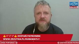 """""""LET'S TALK!"""" – gość Kuby Wątłego Andrzej Celiński"""