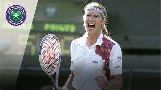 Steffi Graf And Aranxta Sanchez-Vicario's Epic Game | Wimbledon Final 1995