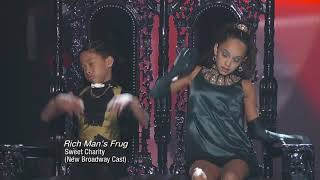 So You Think You Can Dance: The Next Generation - Sheaden and Daniela's Broadway Routine