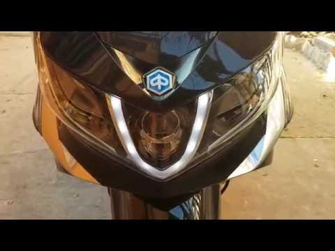 Piaggio x10 350ccm short condition review after 15000 km and after 4 seasons