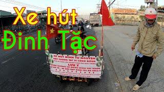 Gặp Gỡ Anh Cảnh - Hiệp Sĩ Hút Đinh Tại QL1A Bình Chánh TPHCM || Nguyễn Chí Tâm Bến Tre