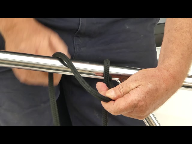 Knots  for Fenders - Tips & Tricks