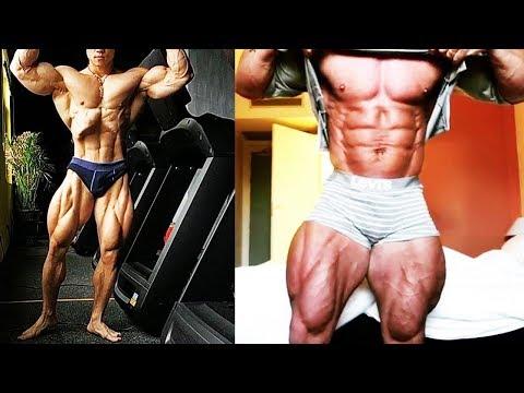 Comme gonfler les muscles si les os fins