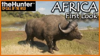AFRICA First Look - theHunter Call of the Wild