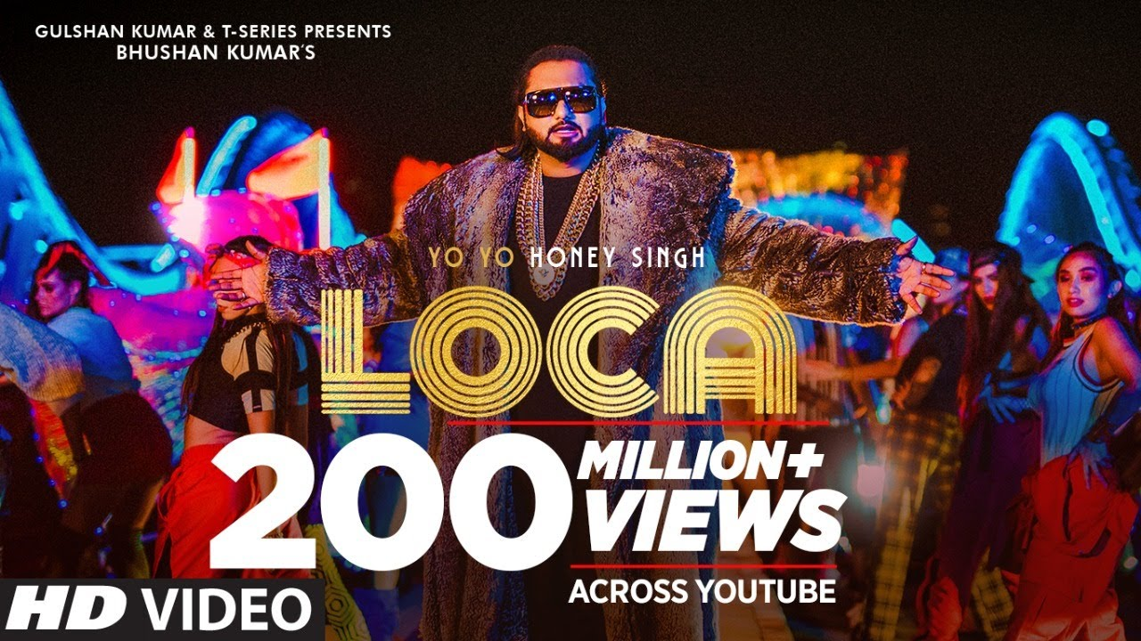 Loca Lyrics – Yo Yo Honey Singh