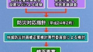 むさしのシティニュース平成25年3月1日から放送分