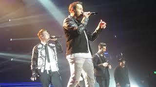 "Backstreet Boys ""Chances"" Live in Las Vegas (November 10 2018)"