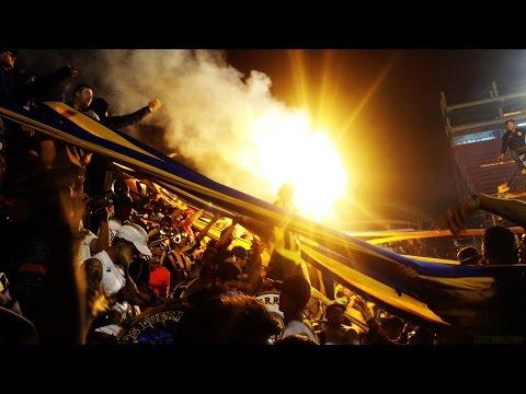 """""""Rosario Central - Los Guerreros en Santa Fé [Copa Argentina]"""" Barra: Los Guerreros • Club: Rosario Central"""