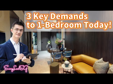 3 MUST Know Key Demands to Determine whether 1-Bedroom Worth to Buy Today!
