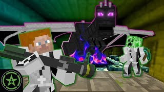 NUKE THE DRAGON - Minecraft - Galacticraft Part 22 (#351) | Let