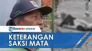Video Pengakuan Saksi Mata Detik-detik Ledakan di Monas: Kencang Banget, Saya Kira Bom di Istana