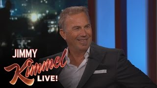 Kevin Costner's Unbelievable Day with President George H.W. Bush - dooclip.me