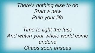 Abandoned Pools - Ruin Your Life Lyrics