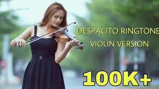 Violin Ringtone - Despacito