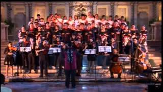 Stepping Up – All Artists Finale, Conducted by Maestro Dennis Gregory Sugarol