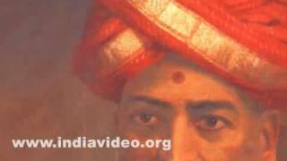 Portrait Study by Raja Ravi Varma