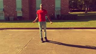 Key Glock   Spazzin Out (Official Dance Video)