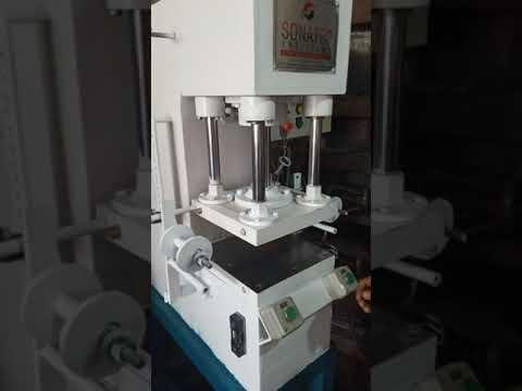Embossing Hydraulic Press
