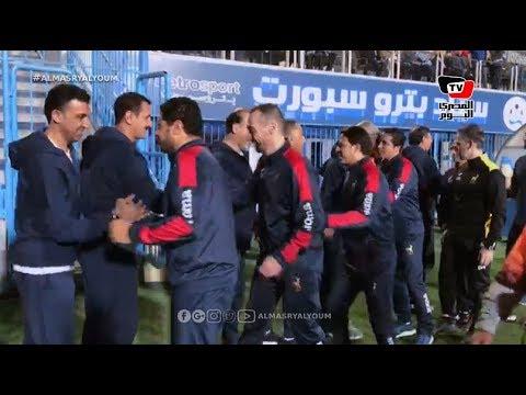 جهاز وادي دجلة يحي القيادة الفنية للمصري برئاسة ميمي عبد الرازق ومصطفي يونس