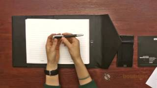 Montblanc Augmented Paper  And Starwalker Kit