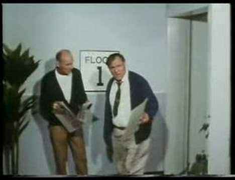 Grappige filmpjes humor kaarten, Uk Candid Camera Classics Wrong Floor Again funny humor