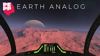 Youtube thumbnail for Earth Analog | Relaxing space exploration