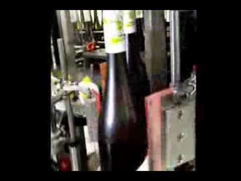 Cider Bottling at Bonny Doon