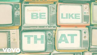 Musik-Video-Miniaturansicht zu Be Like That Songtext von Kane Brown, Swae Lee & Khalid