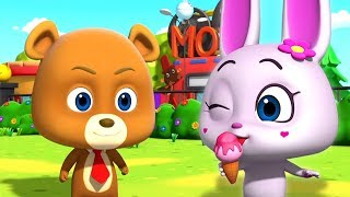 Lily's Ice Scream | Cartoon Show For Kids & Children By Loco Nuts