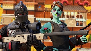 DUCK HUNTING IN FORTNITE?!? (Subscriber Mini Games)