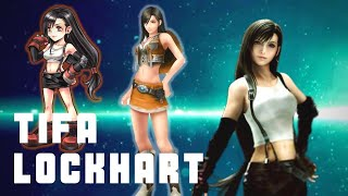 Evolution of Tifa Lockhart Throughout the Years (1997-2020)